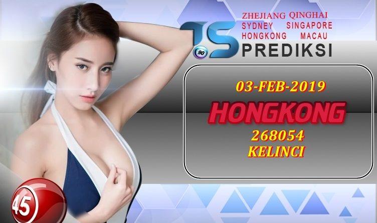 Prediksi Togel HONGKONG 03 Februari 2019