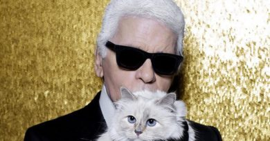 Pecinta Kucing hingga Pecandu Soda, Ini 5 Fakta Menarik Soal Karl Lagerfeld