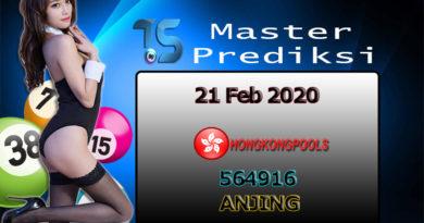 Prediksi Togel HONGKONG 21 Februari 2020