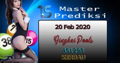 Prediksi Togel QINGHAI 20 Februari 2020