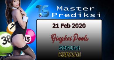 Prediksi Togel QINGHAI 21 Februari 2020
