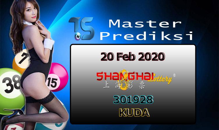 Prediksi Togel SHANGHAI 20 Februari 2020