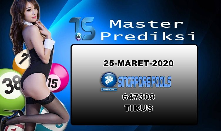PREDIKSI-SINGAPORE-25-MARET-2020