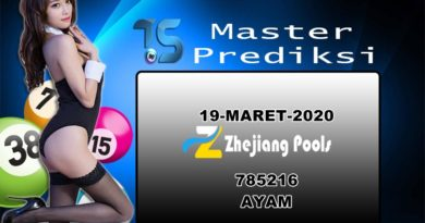 PREDIKSI-ZHEJIANG-19-MARET-2020