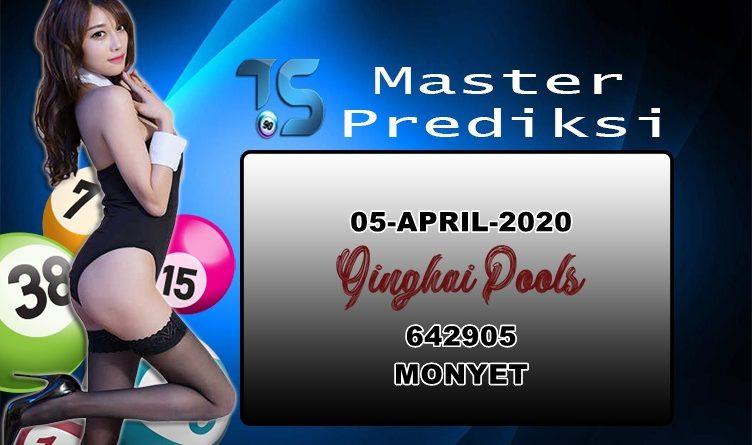 PREDIKSI-QINGHAI-05-APRIL-2020