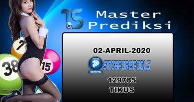 PREDIKSI-SINGAPORE-02-APRIL-2020