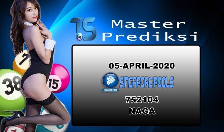 PREDIKSI-SINGAPORE-05-APRIL-2020
