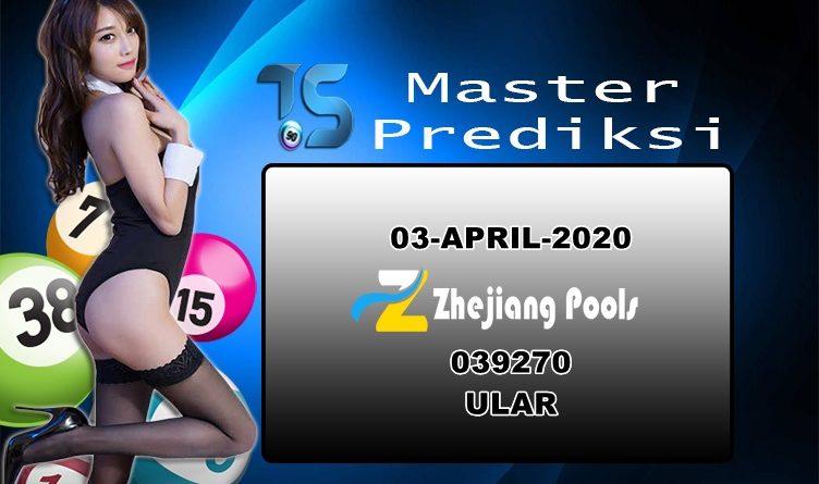 PREDIKSI-ZHEJIANG-03-APRIL-2020