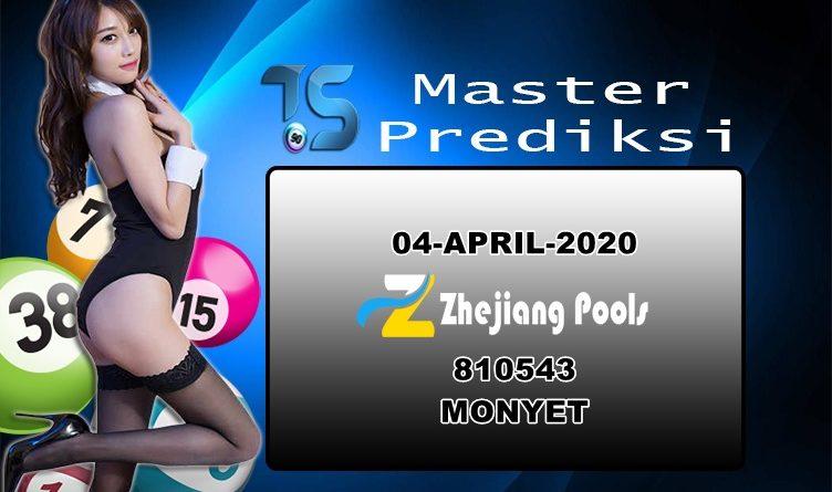 PREDIKSI-ZHEJIANG-04-APRIL-2020