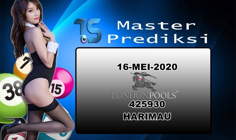 PREDIKSI-LONDON-16-MEI-2020
