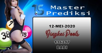 PREDIKSI-QINGHAI-12-MEI-2020