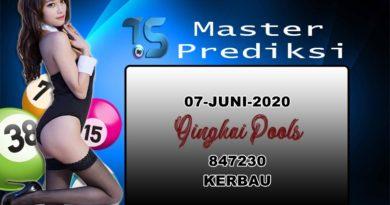 PREDIKSI-QINGHAI-07-JUNI-2020