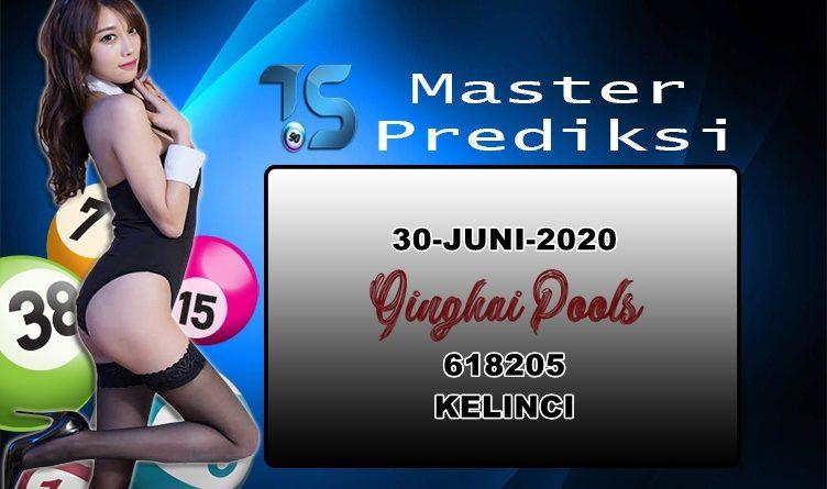 PREDIKSI-QINGHAI-30-JUNI-2020