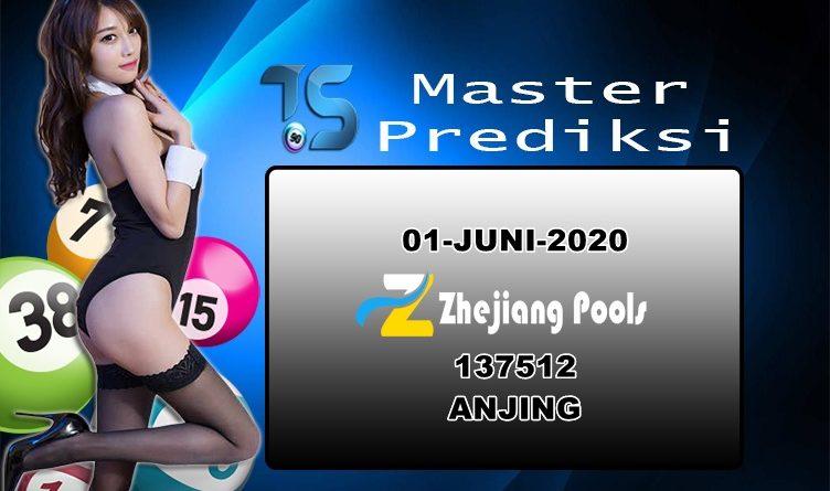 PREDIKSI-ZHEJIANG-01-JUNI-2020