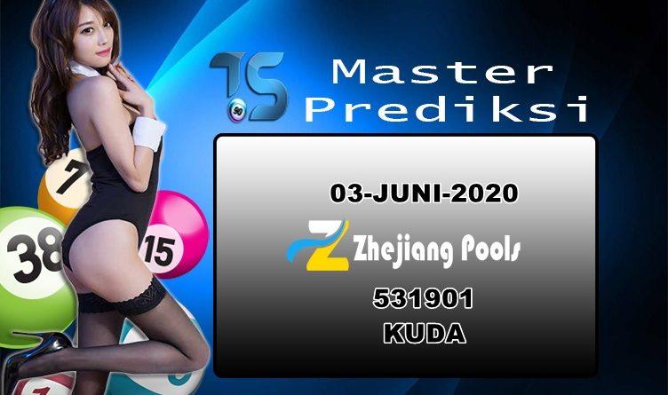 PREDIKSI-ZHEJIANG-03-JUNI-2020