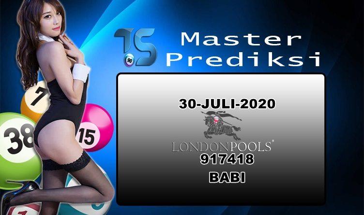 PREDIKSI-LONDON-30-JULI-2020