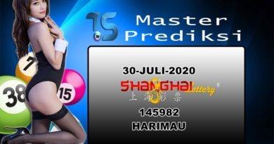 PREDIKSI-SHANGHAI-30-JULI-2020