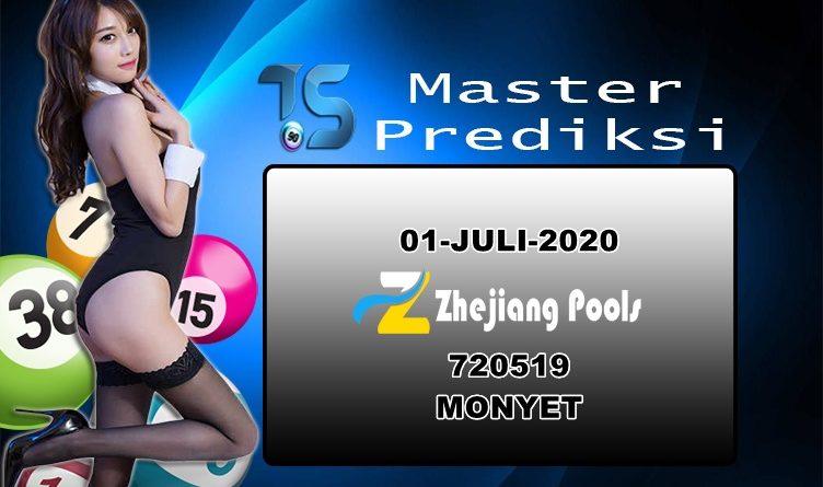 PREDIKSI-ZHEJIANG-01-JULI-2020