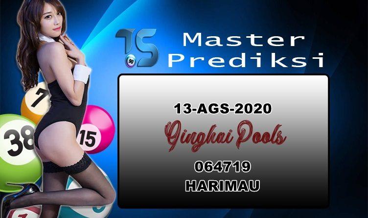 PREDIKSI-QINGHAI-13-AGUSTUS-2020