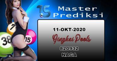 PREDIKSI-QINGHAI-11-OKTOBER-2020
