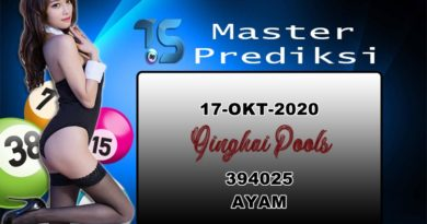 PREDIKSI-QINGHAI-17-OKTOBER-2020