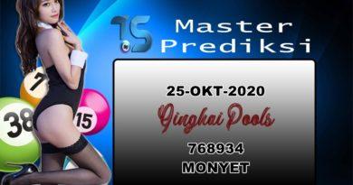 PREDIKSI-QINGHAI-25-OKTOBER-2020
