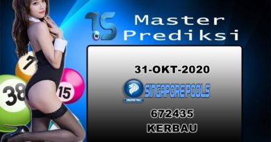 PREDIKSI-SINGAPORE-31-OKTOBER-2020