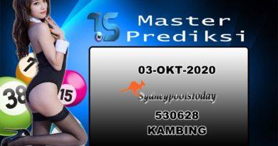 PREDIKSI-SYDNEY-03-OKTOBER-2020