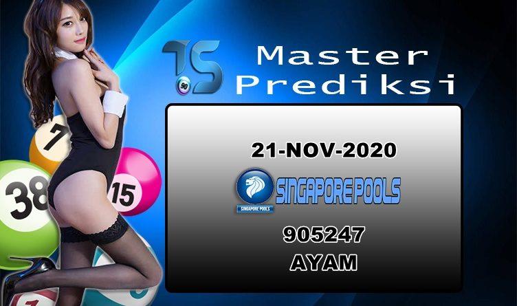 PREDIKSI-SINGAPORE-21-NOVEMBER-2020