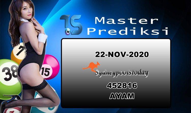 PREDIKSI-SYDNEY-22-NOVEMBER-2020