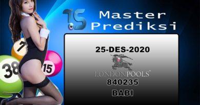 PREDIKSI-LONDON-25-DESEMBER-2020
