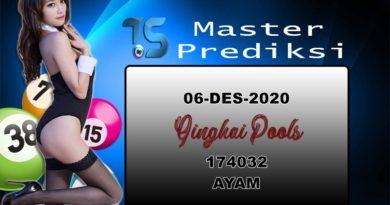 PREDIKSI-QINGHAI-06-DESEMBER-2020