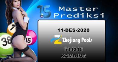 PREDIKSI-ZHEJIANG-11-DESEMBER-2020