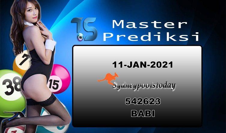 PREDIKSI-SYDNEY-11-JANUARI-2021