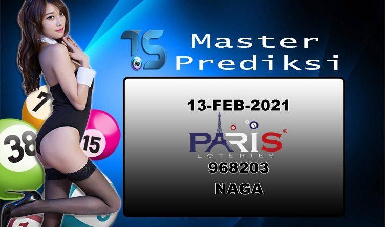 PREDIKSI-PARIS-13-FEBRUARI-2021