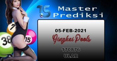 PREDIKSI-QINGHAI-05-FEBRUARI-2021