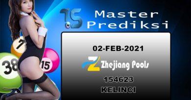 PREDIKSI-ZHEJIANG-02-FEBRUARI-2021
