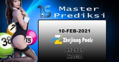 PREDIKSI-ZHEJIANG-10-FEBRUARI-2021