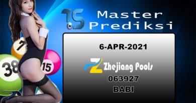 PREDIKSI-ZHEJIANG-6-APRIL-2021