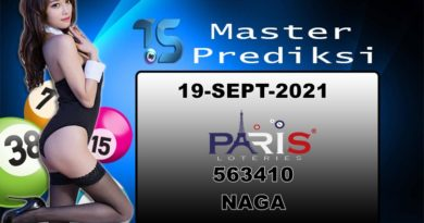 Prediksi Togel Paris 19 September 2021